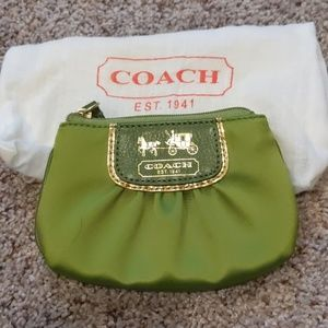 NWT Coach Coin Purse